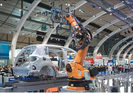 装备制造业的振兴