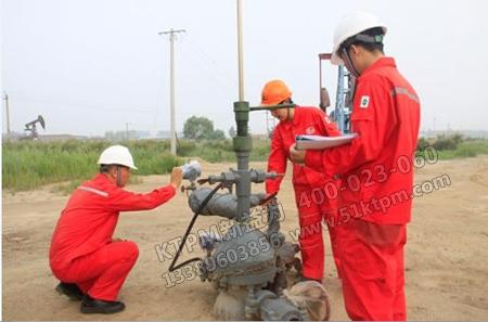 油田采设备维护