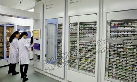 药业设备集约化