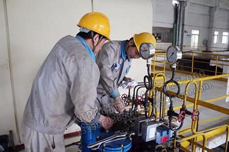 机械制造设备点检