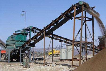 铁矿机械设备