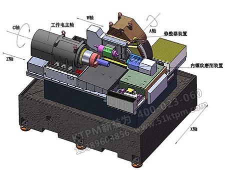 螺纹机床的设备管理
