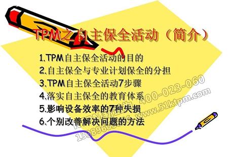 TPM自主保全