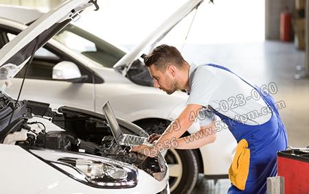 汽车设备维修
