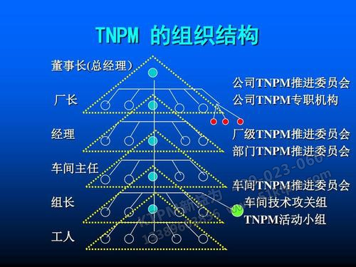 TnPM组织架构