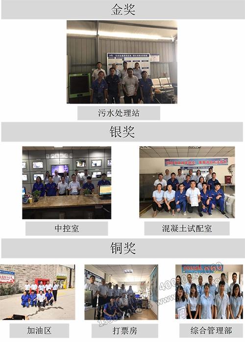 TPM-6S管理项目第一期奖项颁布