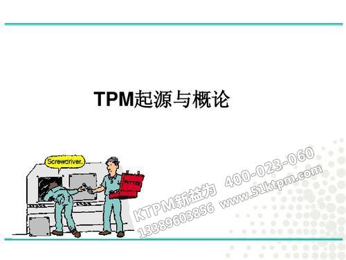 TPM起源与概述