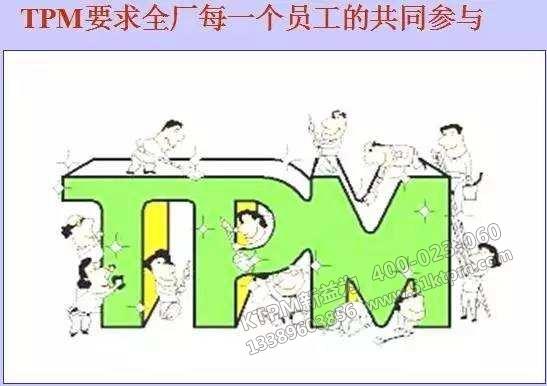 TPM管理全员参与